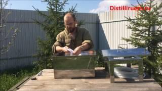Моя новая коптильня горячего копчения(В этом видео я подробно расскажу про свою новую коптильню горячего копчения. Коптильня выполнена из нержав..., 2016-05-24T06:00:00.000Z)