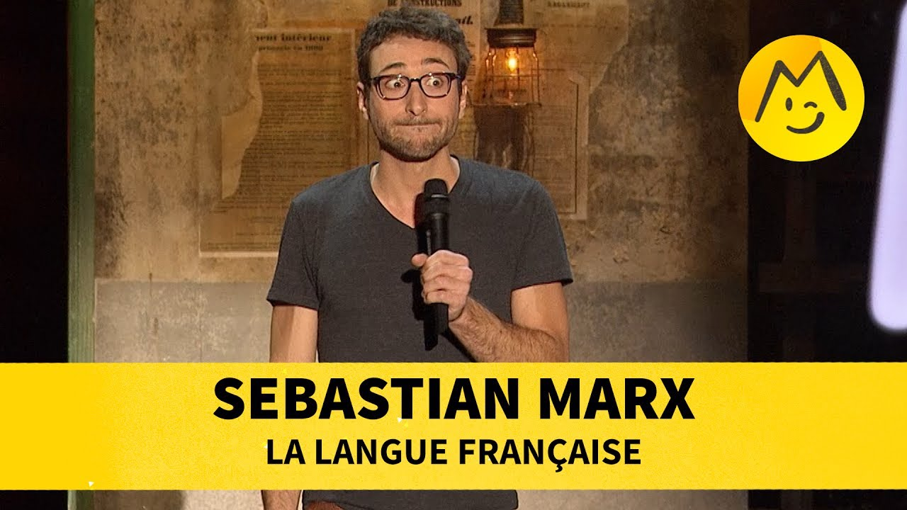 Sebastian Marx - La langue française
