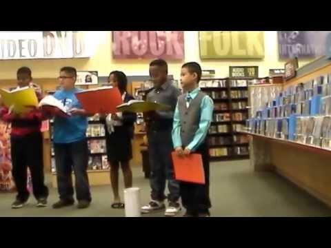 Wildcat Choir band of Wieland Elementary school !