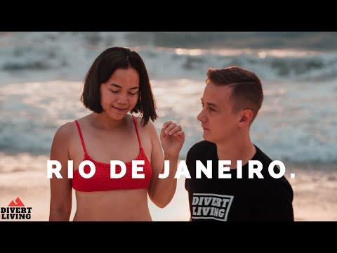 First Day In Brazil - Rio Beach Life, Apartment Tour (Brazil Trip) 🇧🇷