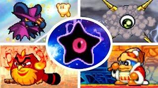 Kirby: Squeak Squad - All Boss Battles