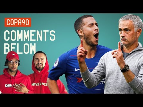 Can Mourinho's Man United shock Chelsea at Stamford Bridge?   Comments Below