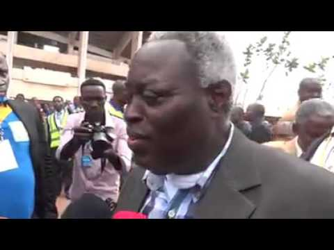 Pastor Kumuyi's interview in Togo after a Crusade