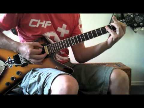 Pantera - Strength Beyond Strength Guitar Cover