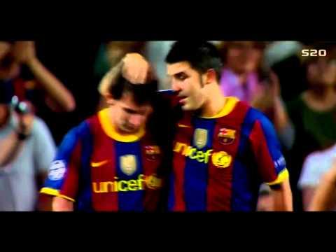 David Villa 2010 11   Top 10 Goals  NEW  HD