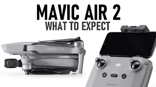 Mavic Air 2 - Ocusync 2.0, 4k 60fps & More | DansTube.TV