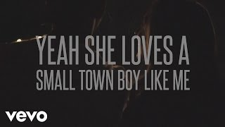 Dustin Lynch - Small Town Boy (Lyric Video) thumbnail