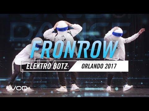 Elektro Botz   FrontRow   World of Dance Orlando 2017   #WODFL17