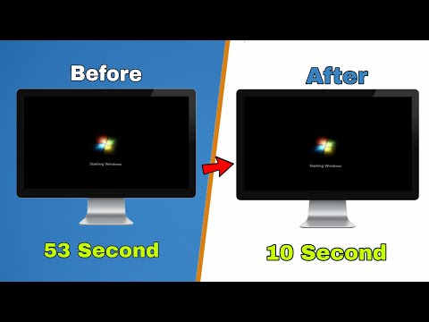 How To Fast Start Computer Or Laptop🔥Less Than 10 Second
