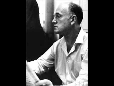 Sviatoslav Richter plays Scriabin Etudes (selection)