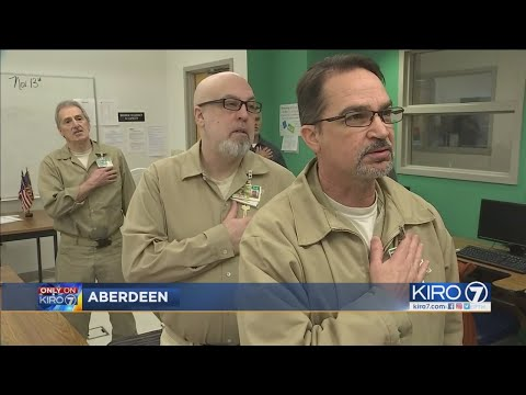 VIDEO: Prison Forms American Legion Post For Veterans Behind Bars