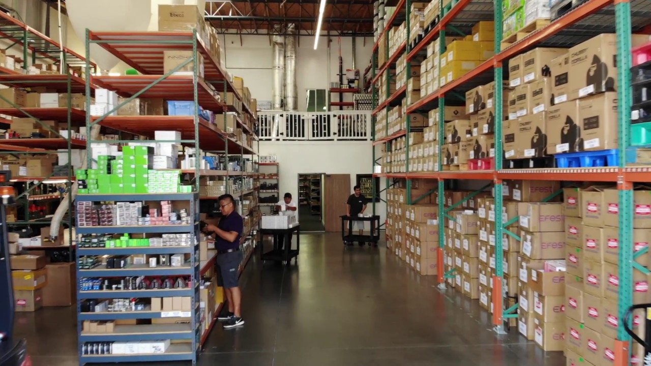 E-Cig Gallery Wholesale, Distribution And Marketing-Warehouse Tour