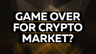 Crypto Currencies Breaking News. Historical Collapse Of Markets