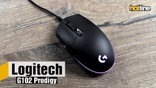 Logitech G102 Prodigy — обзор игровой мыши