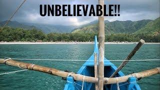 HIDDEN WHITE SAND BEACHES OF THE PHILIPPINES!!