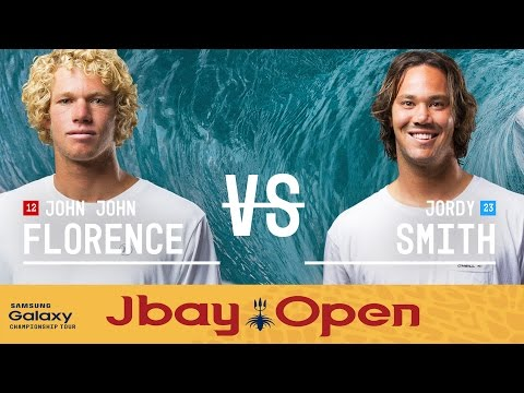 2016 J-Bay Open: Quarterfinal, Heat 1 Video