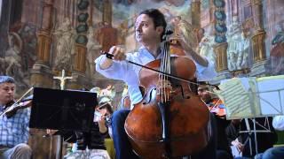 I Solisti di Zagreb & Marc Coopey Rehearsal