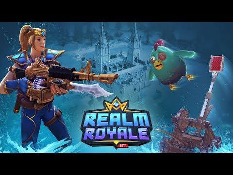 Realm Royale - OB15 Patch Notes - Live Show VOD
