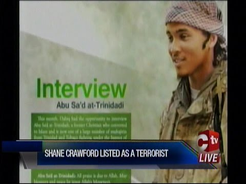 Attorney General Targets ISIS Fighter Shane Crawford