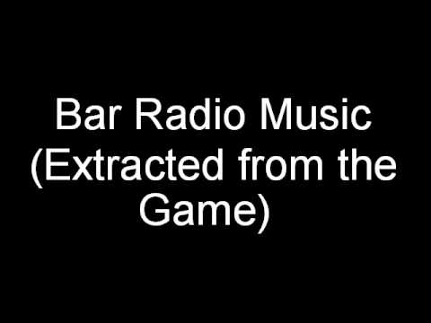 STALKER - Bar Radio Music (Extracted from the Game)