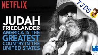 Judah Friedlander Nominated For Webby Award - Vote Now!