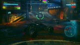 Batman Arkham Knight 100% Walkthrough part 261, 720p HD (NO COMMENTARY)