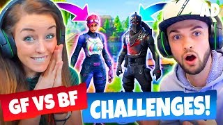 TRIPLE CHALLENGE! 😤 with Ali! (Fortnite Battle Royale!💣)
