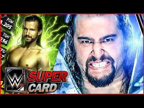 WWE SUPERCARD [FR] | BILAN RING DOMINATION : IT'S RUSEV DAY + CHAMBRE DE FUSION S4 !