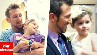 4 yaşındaki kız 30 yaşında adamla evlendi. Nedeni sizi ağlatacak