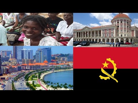 Africa, The Motherland (EP3): Angola