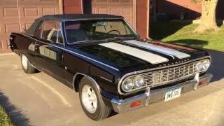 1964 Chevelle SS convertible for sale