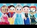 Concurso De Princesas Com Luna Mônica Magali Aninh
