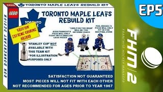 Franchise Hockey Manager 2: Toronto Maple Leafs Rebuild - 2016-17 Trade Deadline [EP5]