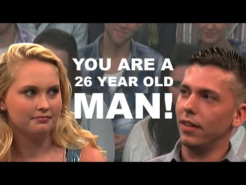 20 year old guy dating a 26 woman