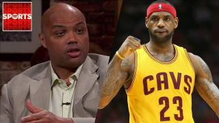 the truth behind the Lebron James and Charles Barkley beef