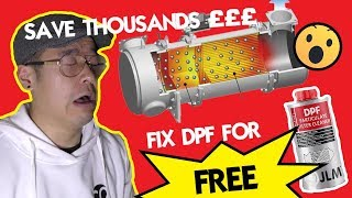 how to fix DPF problems for FREE