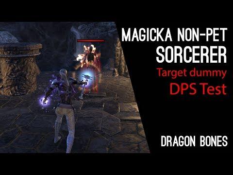 Magicka Sorcerer Build Pve Mystic