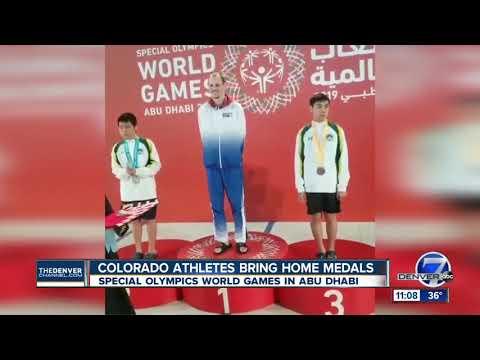 Colorado Special Olympics athletes medal at World Games