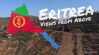 Beautiful Eritrea 4K Drone Footage | Scenic Landsc...