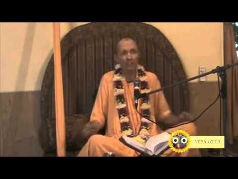 Шримад Бхагаватам 3.29.34 - Бхакти Ананта Кришна Госвами