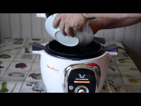recette-cookeo-:moules-à-la-tomate
