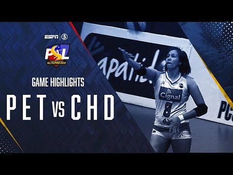 Highlights: Petron vs. Cignal HD | PSL All-Filipino Conference 2019