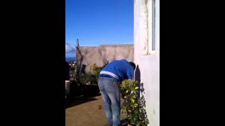 Funny Prank with water!!!