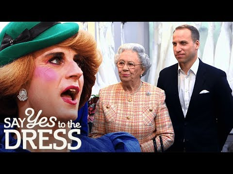 The Most Unorthodox Entourages | Say Yes To The Dress UK