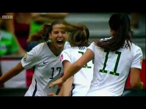 BBC Closing Montage - FIFA Women's World Cup Canada 2015