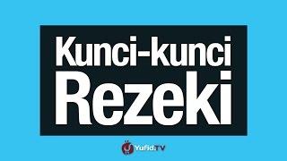 Kunci-Kunci Rezeki - Poster Dakwah Yufid TV