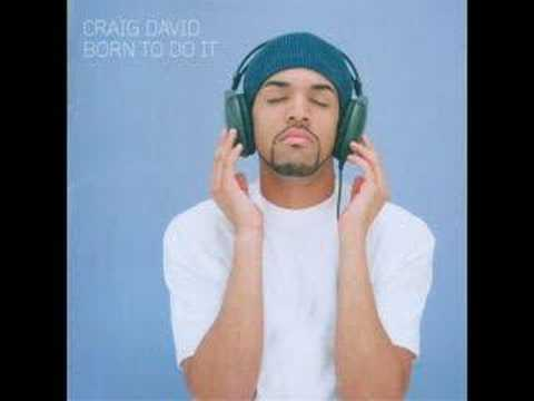 Craig David - Can't Be Messing Around