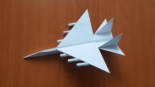 KAĞITTAN UÇAK YAPIMI / Paper Airplane