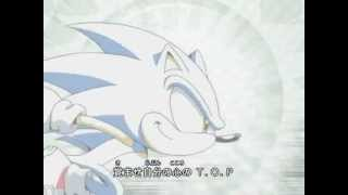 Anime: Sonic X Music: KP - T.O.P.