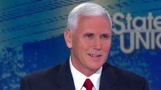 Pence: Kaine's KKK comments 'sound desperate'